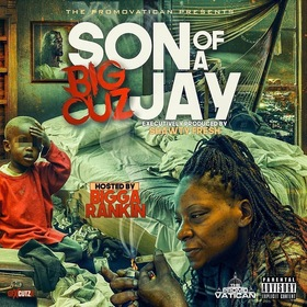 Son Of A Jay Big Cuz front cover