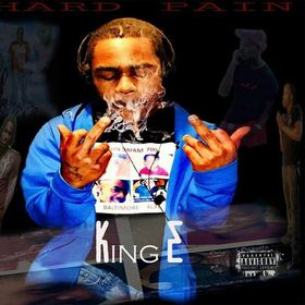 Hard Pain KING E front cover
