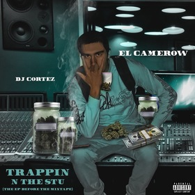 Trappin N The Stu El Camerow front cover