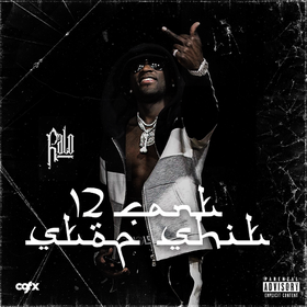 12 Can't Stop Shit Ralo front cover
