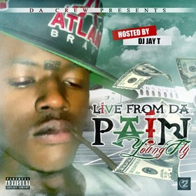 Live From Da Pain DC Young Fly front cover