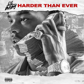 Harder Than Ever Lil Baby front cover