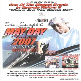 May Day Classic Mixtape Various Artists front cover