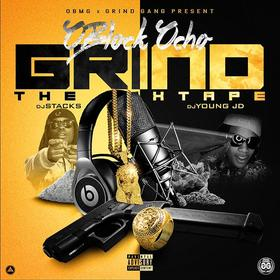 Grind: The Mixtape OBlock Ocho front cover