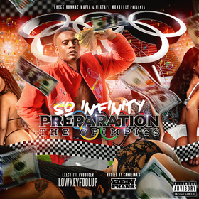 Preparation (The Opimpic's) So Infinity front cover