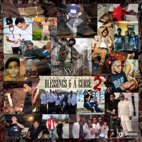 Blessings & A Curse Pt. 2 XVL Hendrix front cover