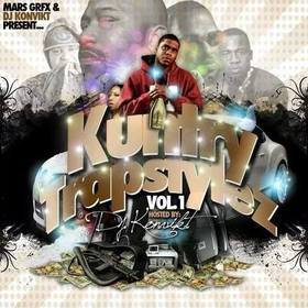 Kuntry TrapStylez Various Artists front cover
