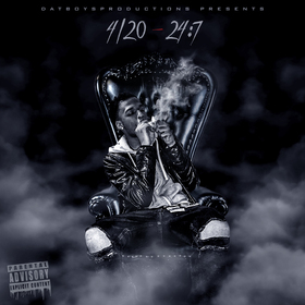 4/20 - 24:7 DBK front cover