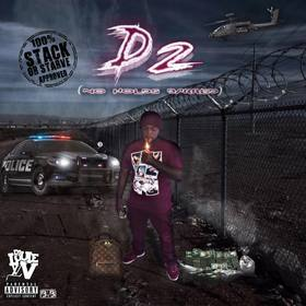 D2 (No Holds Barred) T-Money of GOGL front cover