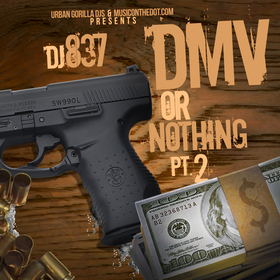 DMV or Nothing 2 DJ 837 front cover