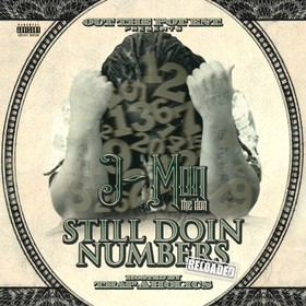 Still Doing Numbers (Reloaded) J-Mon The Don front cover