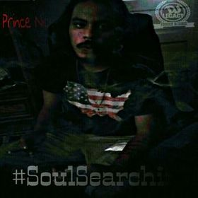 #SoulSearchin Prince Nice front cover