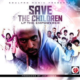 Save The Children LP the Empowerer front cover