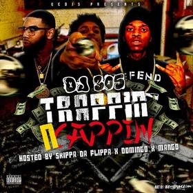 Trappin -N- Cappin DJ 305 front cover
