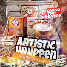 Artistic Whippen EP Picasso The Creator  front cover