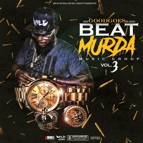 Beat Murda Music Group vol. 3 Beat Murda Music Group front cover