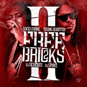 Free Bricks 2 Gucci Mane front cover