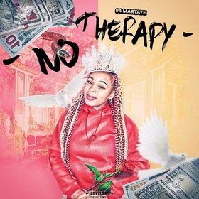 No Therapy 94Martaye front cover