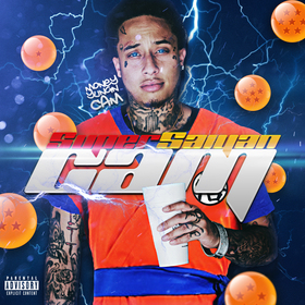 Super Saiyan Cam Money Yungn Cam front cover