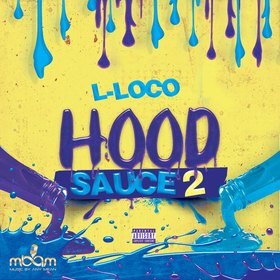 Hood Sauce 2 LLOCO front cover
