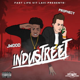 INDUSTREET J Wood & Prophecy front cover
