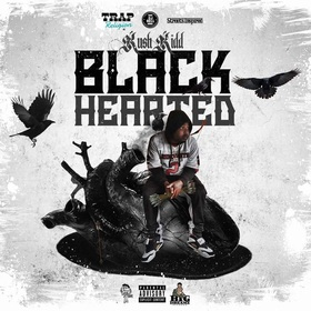 Black Hearted Kush3Kidd front cover