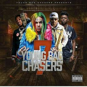 Young Bag Chasers 7 Dj E-Dub front cover