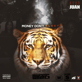 money don't sleep zonagangjaun front cover