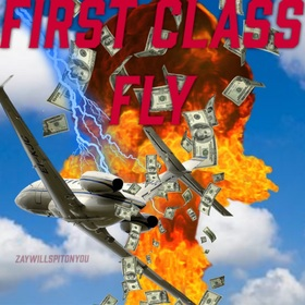 First Class Fly Zay Willspitonyou front cover