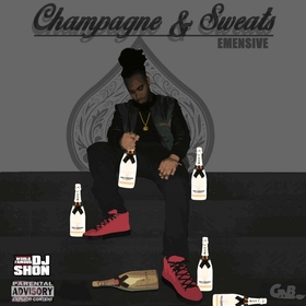 Champagne & Sweats Emensive  front cover