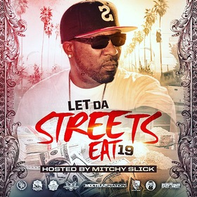 Let Da Streets Eat 19 DJ Don Gee front cover