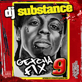 Getcha Fix 9 Various Artists front cover