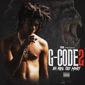 G-Code 2 Da Real Gee Money front cover