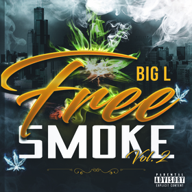 Freesmoke Vol. 2 Big L's front cover