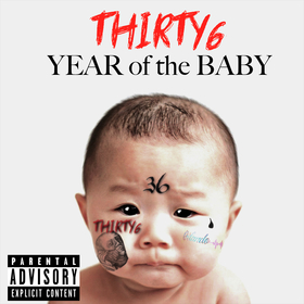 The Year of the Baby Thirty6 front cover