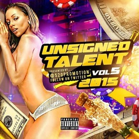 Unsigned Talent 5 DJ Boss Chic front cover
