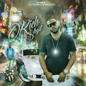 Rich $hyt Big B front cover