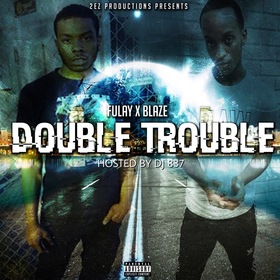 Double Trouble Fulay & Blaze front cover