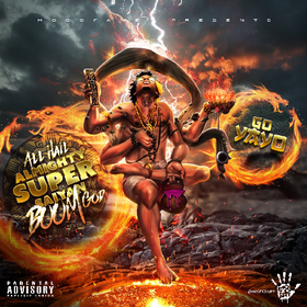 All Hail Almighty Super Saiyan Boom God Go Yayo front cover