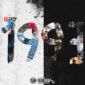 199∃ CG EAZY front cover