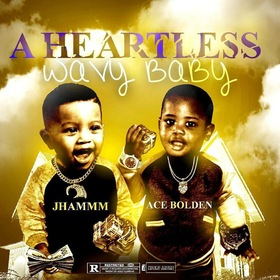 A Heartless Wavy Baby Jhammm & Ace Bolden front cover