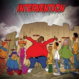 Intervention Charles Hamilton front cover