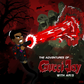 Adventures Of Gucci Jay Gucci Jay front cover