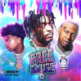 Free Sauce 6 DJ Nick True front cover