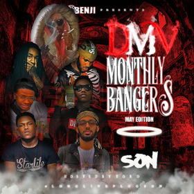 DMV Monthly Bangers (May Edition) #LongLiveA1 DJ Benji front cover