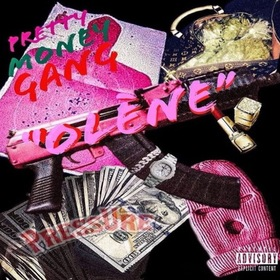 Olène Pretty Money Gang front cover