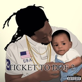 Ticket To Doe 2 Tickdo front cover