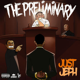 The Preliminary Just Jeph front cover
