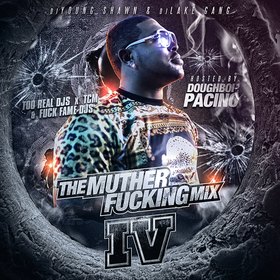The Muther F*cking Mix 4 DJ Young Shawn front cover