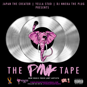 The Pink Tape Vol 1 Pink Elephant Radio front cover